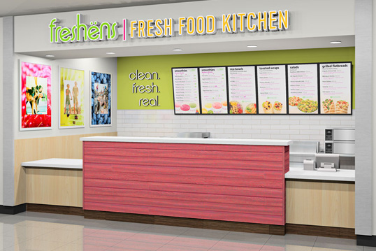 Fresh Food Kitchen